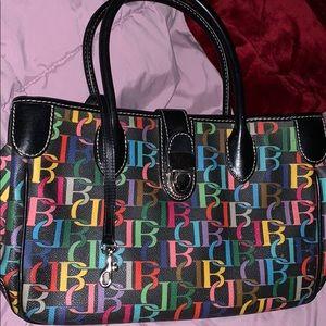 D&B authentic leather bag